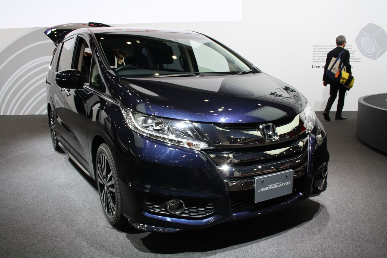 Фото Honda Stream
