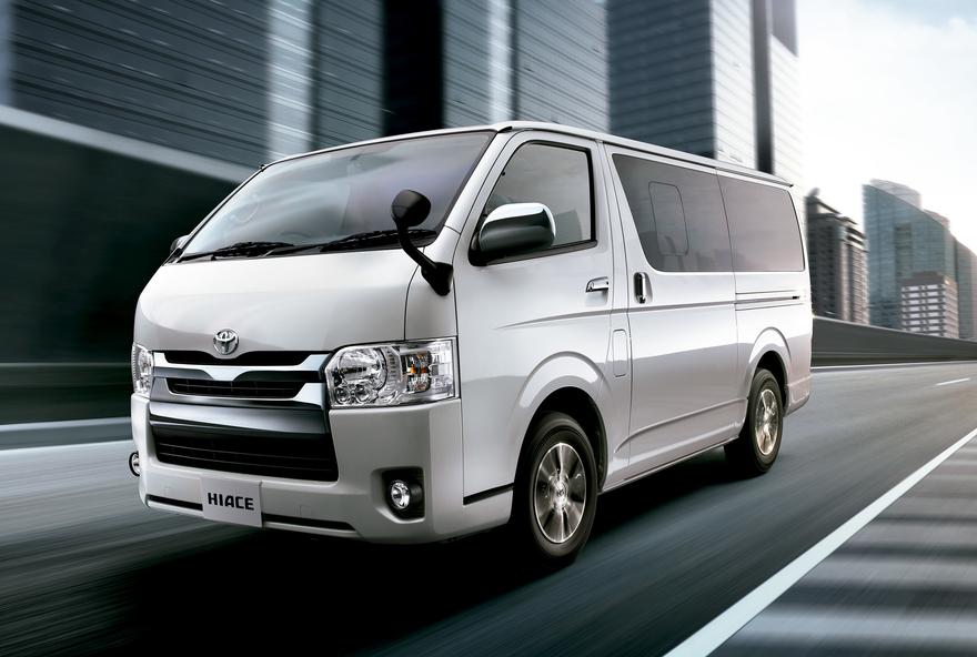 Фото автомобиля Toyota Hiace